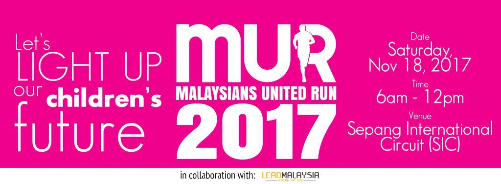 Malaysians United Run 2017